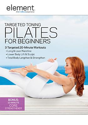 ELEMENT:TARGETED TONING PILATES FOR B BY ORDWAY,ELIZABETH (DVD)