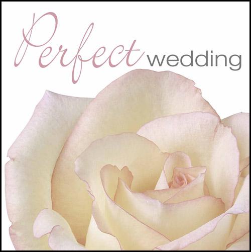 PERFECT WEDDING (CD)
