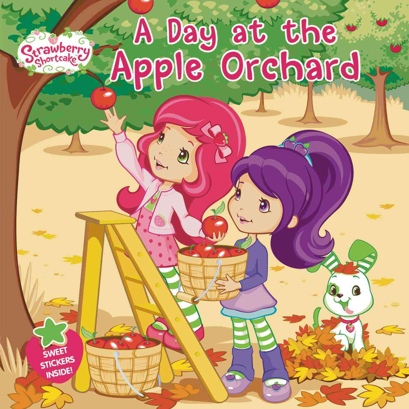 A Day at the Apple Orchard By Ackelsberg, Amy/ Thomas, Laura (ILT)